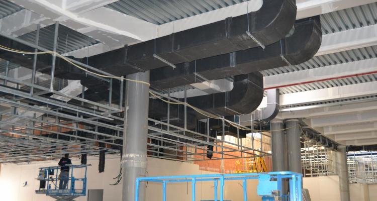 Metalclima service srl - canalizzazioni in almiera zincata coibentate